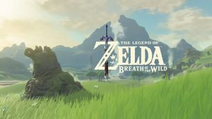 the legend of zelda – breath of the wind